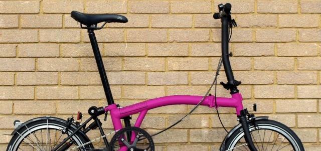 Cyclable : nouveautés Brompton 2015 Brompt13