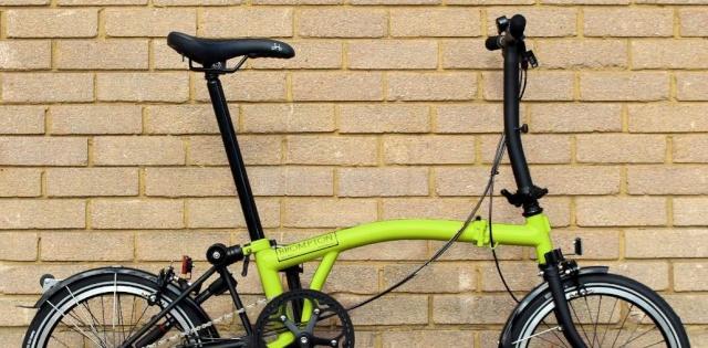 Cyclable : nouveautés Brompton 2015 Brompt15