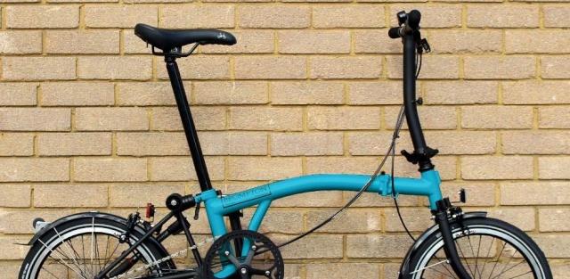Cyclable : nouveautés Brompton 2015 Brompt16