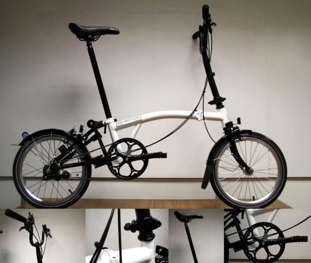Cyclable : nouveautés Brompton 2015 Bromto11