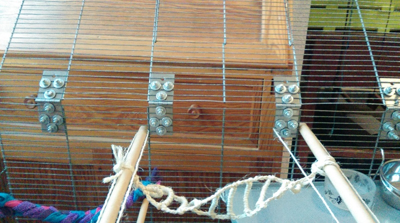 grande porte - Faire une grande porte sur la Freddy 2 - Photos Imag0325