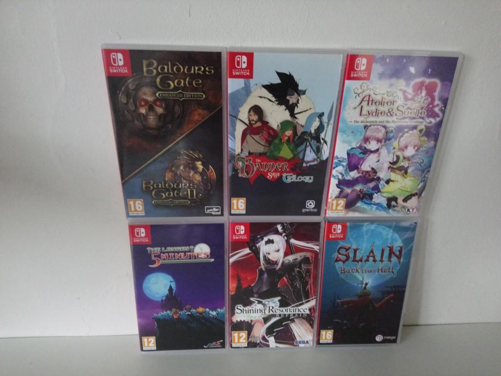 [VDS] 14 Jeux Nintendo Switch 10_210