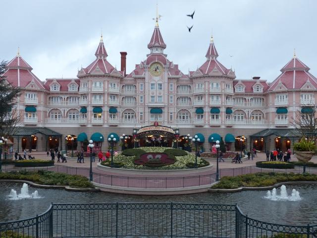 Un premier séjour magique pour le noël 2014 à Disney Fantas10