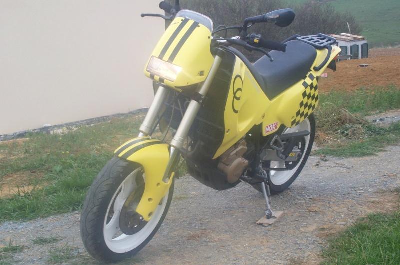 GILERA RC 600 100810