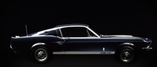 Proto shelby gt 500 1967 piste thermique Altaya11