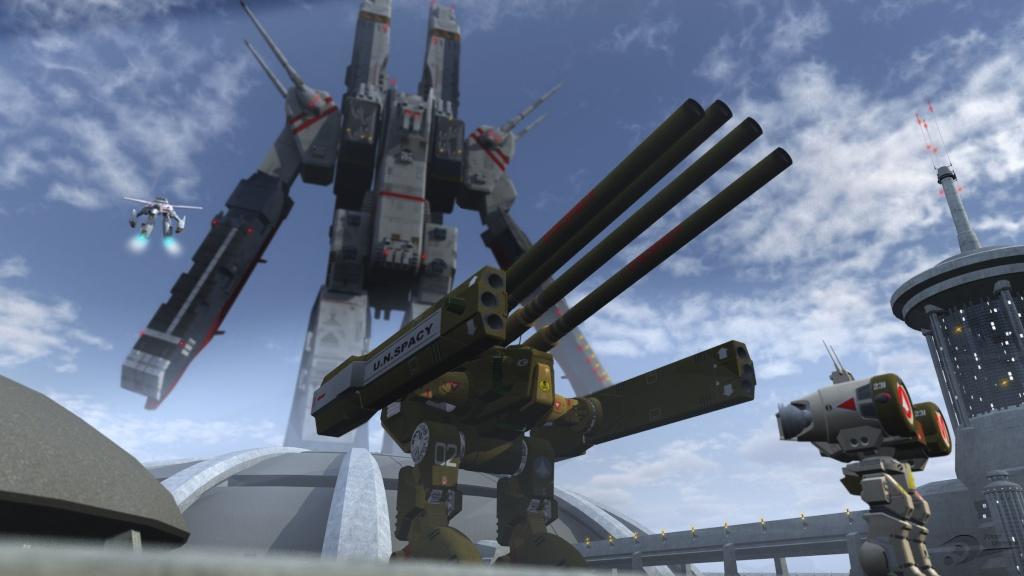 Robotech-Cygnus