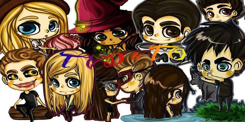 The Vampire Diaries & The Originals