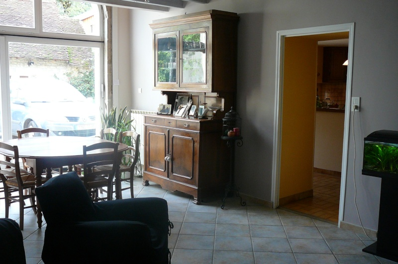 accessoiriser mon salon couleur marron glacé P1100419