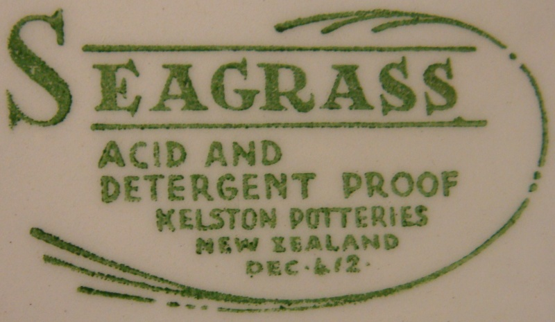 Seagrass patterned plate backstamp - what does dec mean? Dsc04310