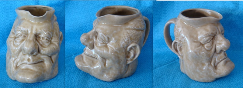 Rob Muldoon Jug made by Robert Wallace Misc210