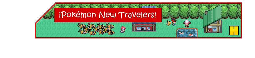 New Travelers Pokemon Rol