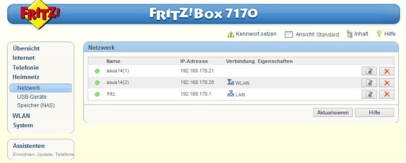 fritz box 7170 1&1 non risponde Clipbo11