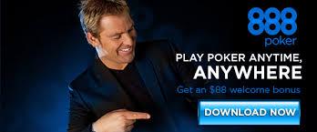 888 poker free cash
