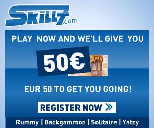 Skill7 no deposit bonus