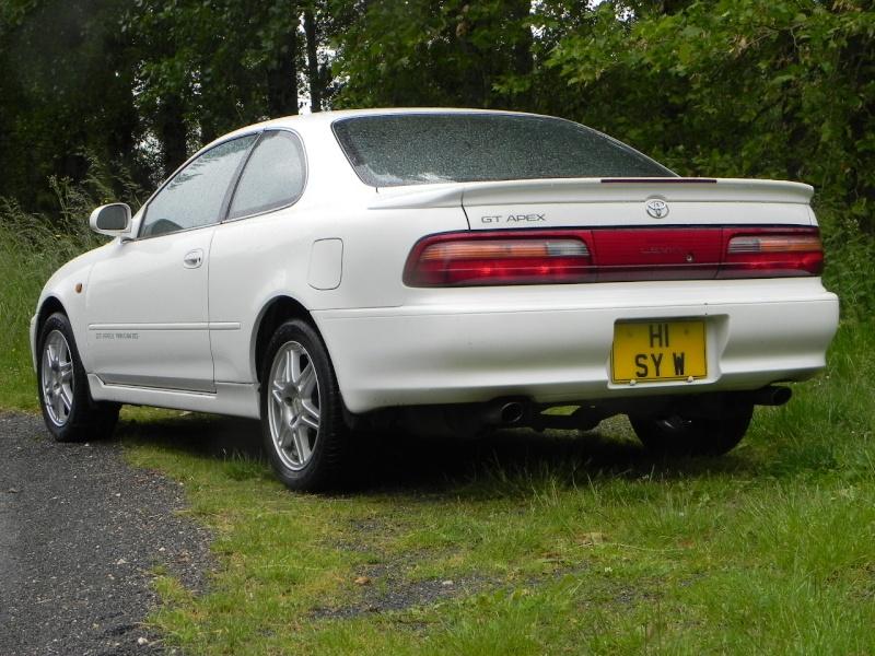 Corolla Levin GT APEX parts ? 00711