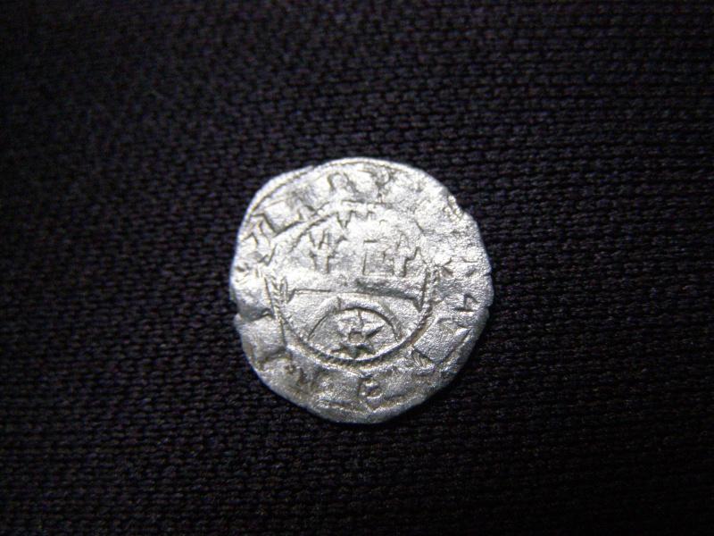 Obole Thibaut I de Navarre 1234-1353 Pa160212