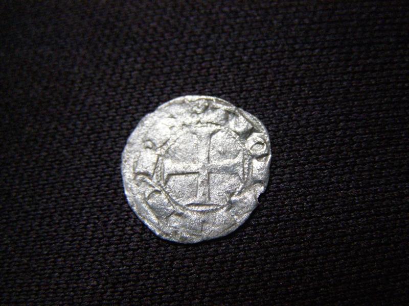 Obole Thibaut I de Navarre 1234-1353 Pa160214