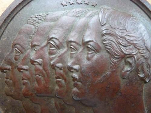identification d'une médaille de 1842 (Resolu: Medaille prussienne Friedrich Wilhelm IV. 1840-1861.) Pm0210