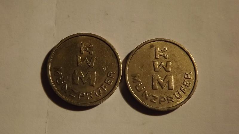 jeton a identifié  kwm munzprufer Dscf3129