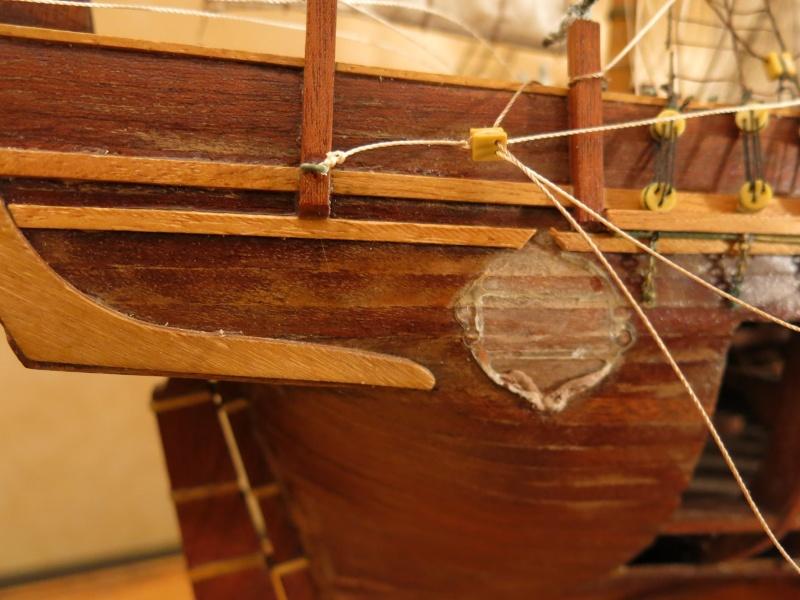 HMAV Bounty de Del prado au 1/48ème 36710