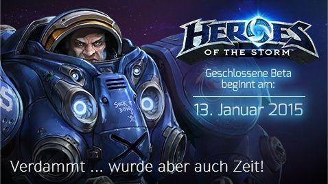 Beta von Heroes of the Storm Screen11
