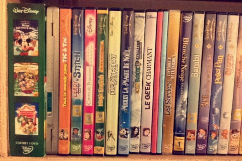 [Photos] Postez les photos de votre collection de DVD et Blu-ray Disney ! - Page 3 Img_1910