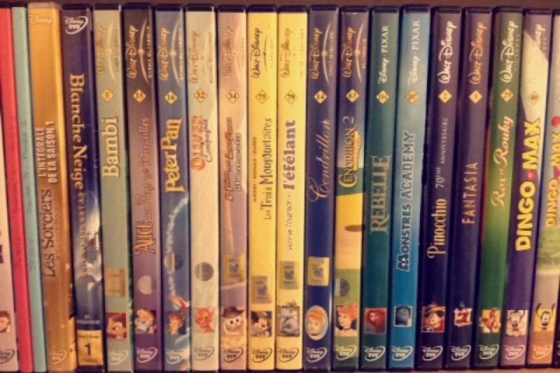 [Photos] Postez les photos de votre collection de DVD et Blu-ray Disney ! - Page 3 Img_1911