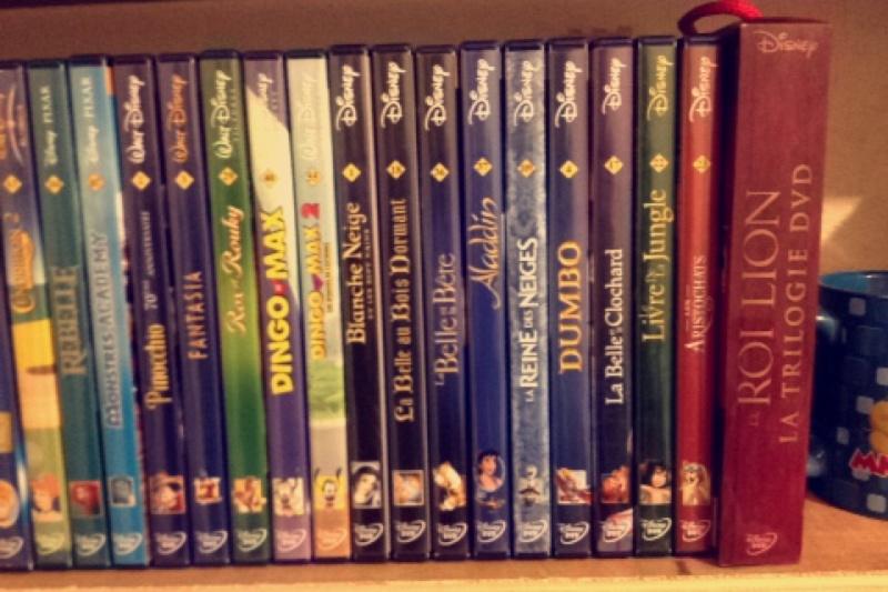 [Photos] Postez les photos de votre collection de DVD et Blu-ray Disney ! - Page 3 Img_1912