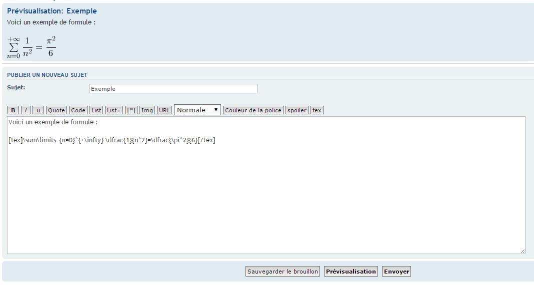 [BBcode] Insérer des formules mathématiques dans les messages avec le langage LaTeX Latex_12