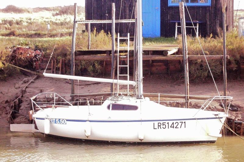 Kelt 550 dériveur Blue_p11