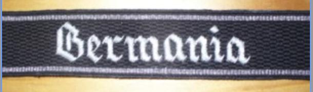 Aide bande de bras régiment SS VT Gothge11