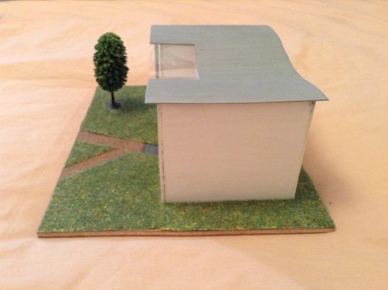 Présentation de ma première maquette de maison moderne 2013-012