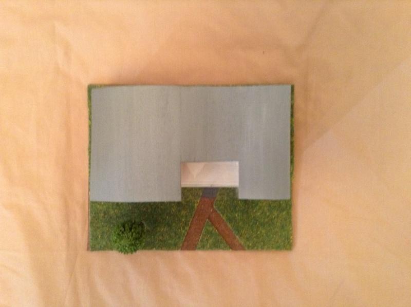 Présentation de ma première maquette de maison moderne 2013-015