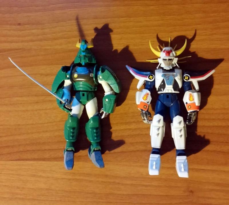 I cinque samurai - Hariel e Sami 00112