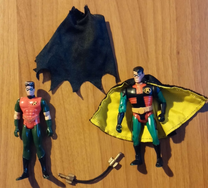 Batman - 10 action figure e 2 aerei 00410