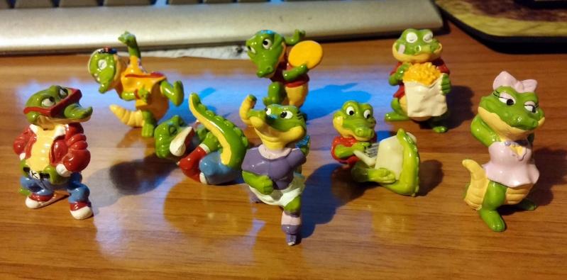 Sorprese kinder : serie anni '90 (75 personaggi) Coccob11