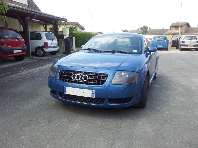 Ma belle Audi_t10