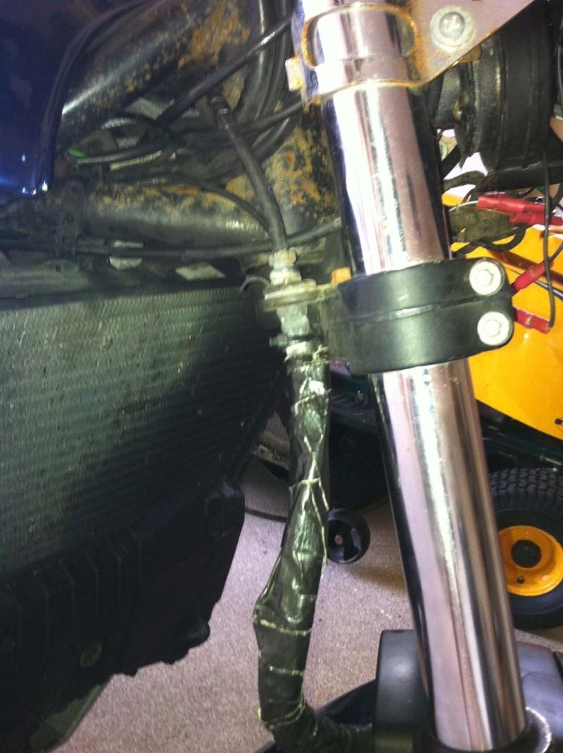 Front Brake Feed Pipe Brake_10