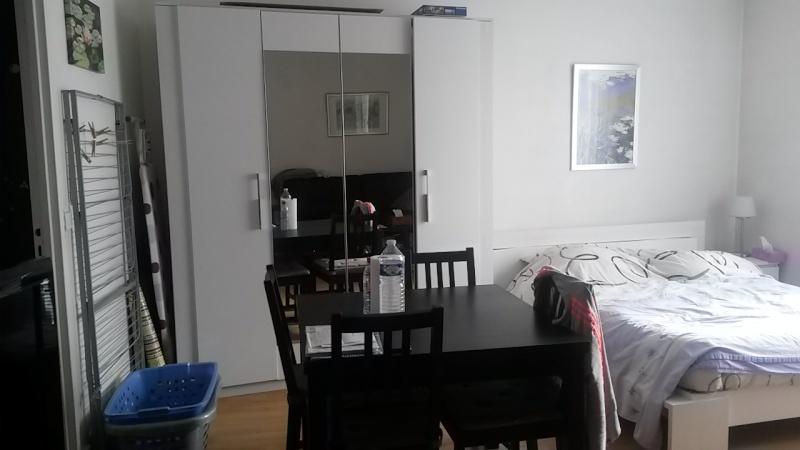 Aménager premier apartement : grand studio 44m2 20141011
