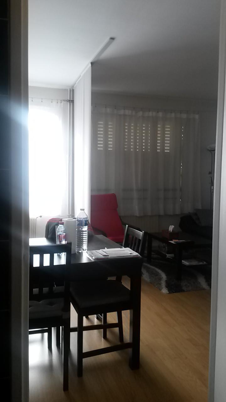 Aménager premier apartement : grand studio 44m2 20141014
