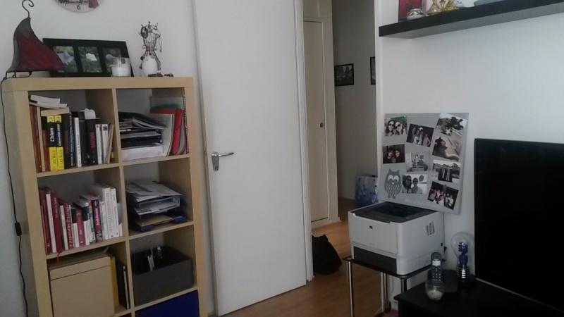 Aménager premier apartement : grand studio 44m2 20141016