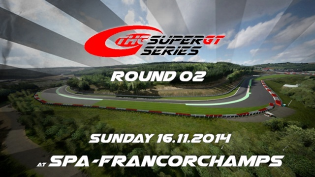 THG SUPER GT SERIES (TSS) - UPCOMING EVENT : SUNDAY 16-11-2014 - ROUND 02 - SEASON 01 @ Spa-Francorchamps Spa_r210