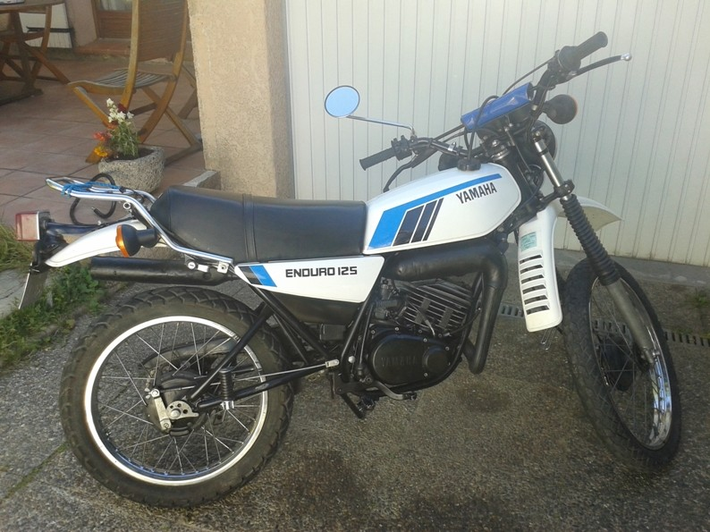 DTMX 125 cc Membres / Mod. 1979 20140515