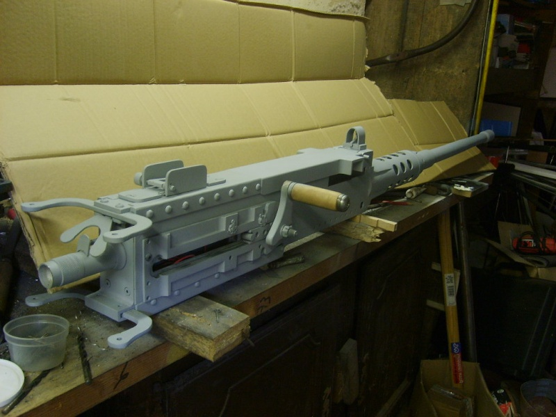 browning M2 S6001711