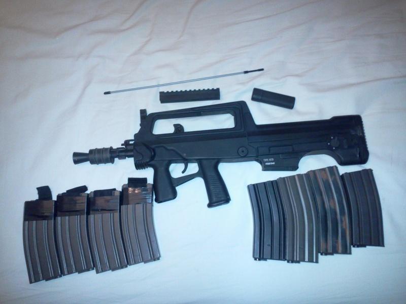 Vente Type 97 et morceau d'AK Photo010