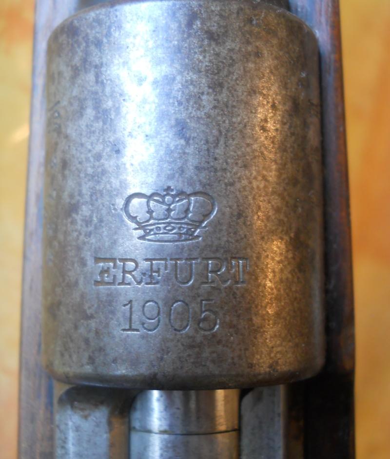 Mauser GEW98 Dscn5115