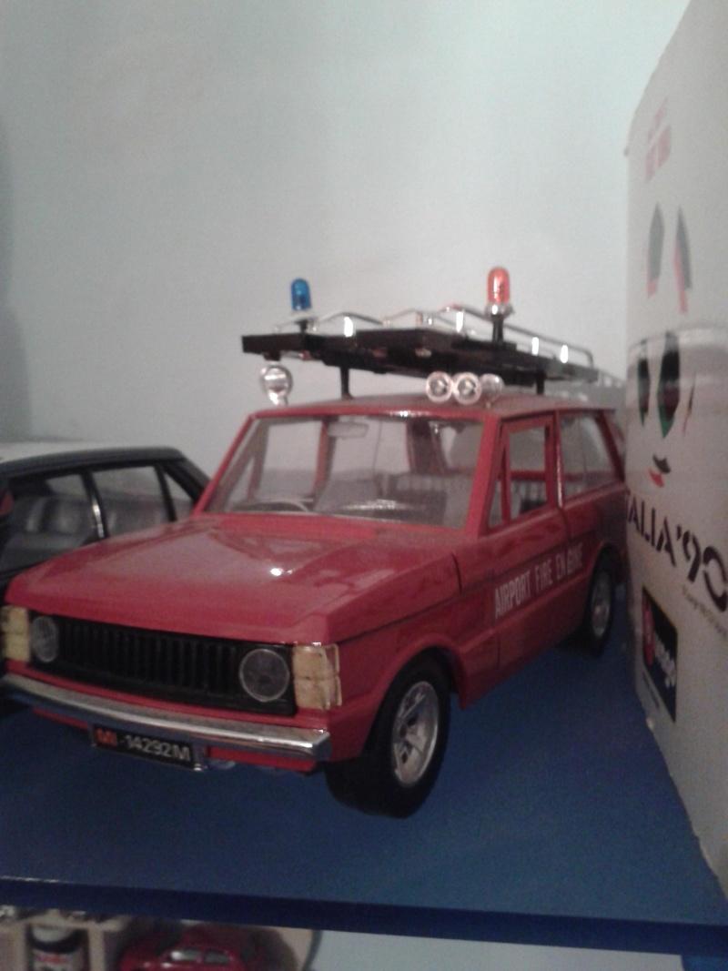 Le mini vetture del mini garage di Cars. Range10