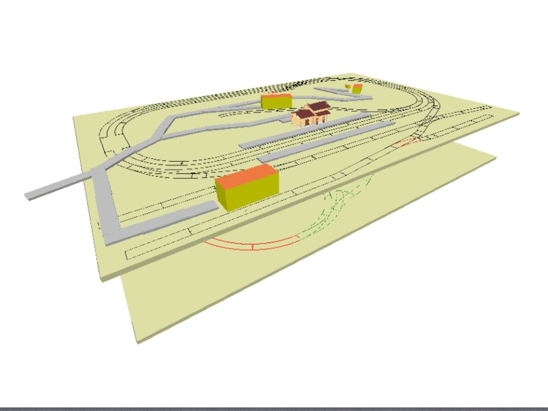 Petite gare fictive sur la ligne du Simplon Reseau11