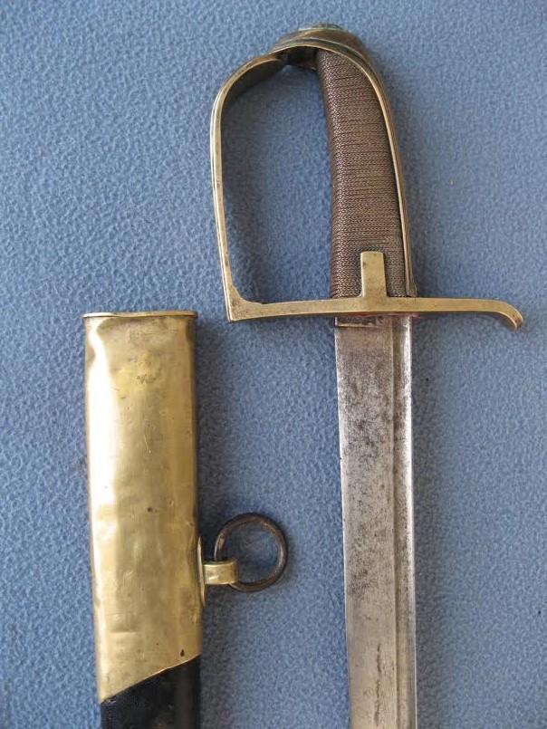 Sabre de Hussard, Fin XVIIIeme siecle ? 1780-111