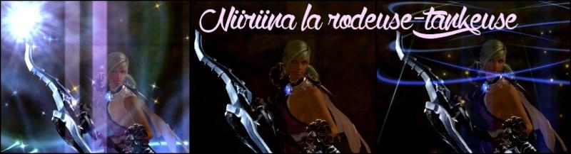 La rôdeuse-tankeuse, Niriina Nini10